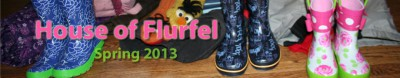 House of Flurfel Spring 2013